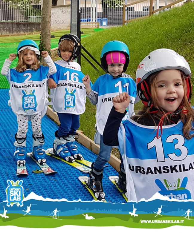 Urban Ski Lab è presente ad Alta Quota 2017